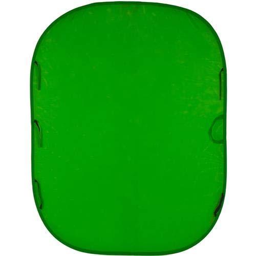 Lastolite バックグラウンド クロマキー背景 1.8m x 2.1m グリーン 折り畳み式 LL LC5981 1.8m x 2.1m  B000FBOWV2