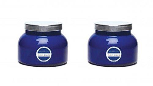 Capri Blue CB-503-ALO-2 Candle, Blue