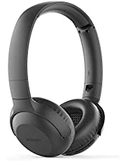 Headphone Philips Wireless TAUH202BK/00 - Preto, Bluetooth