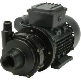 Finish Thompson DB5V-T-M613 PVDF Mag-Drive Pump 1/4HP,115V, 1 Phase,21 GPM