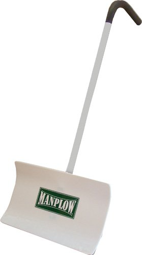 Manplow REV19-PPH-3PK Snow Shovel with Rotatable Blade, 19'', 3-Pack