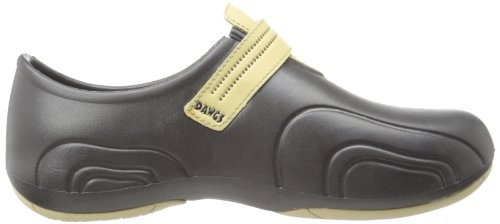 Dawgs Womens Ultra-lite Tracker Chaussure De Marche, Noir / Tan, 11 M Us