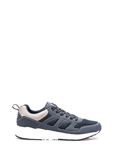 Lumberjack SM43105 001 M67 Sneakers Uomo Navy Blue / White / Lt Grey