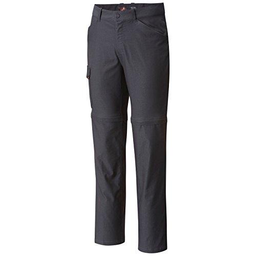Mountain Hardwear Men's Canyon Pro Convertible Pant Shark - 32 (Hardwear Mountain Pant Canyon)