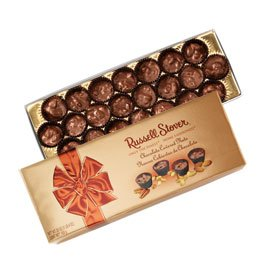 - Russell Stover Chocolate Covered Nut Assortment, 20 oz. Box