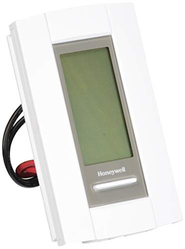 Honeywell TL8230A1003 Line Volt Thermostat 240/208 VAC 7 Day Programmble ()