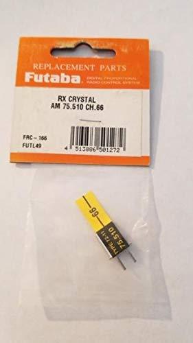 Futaba RX Crystal AM 75.510 CH. 66 FRC-166