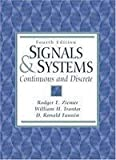 img - for Signals and Systems: Continuous and Discrete by Rodger E. Ziemer (1993-01-03) book / textbook / text book