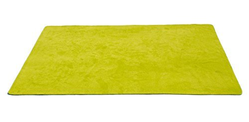 Learning Carpets Solid Green - Learning Carpets CPR468 - Solid Green Rectangle by Learning Carpets