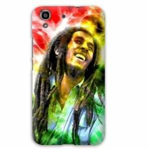 Amazon.com: Case Carcasa HTC 626 Bob Marley - - color ...