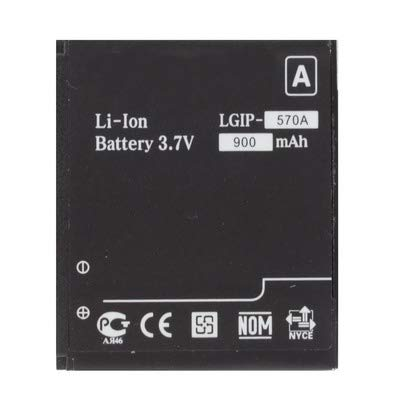 (HONGYU Smartphone Spare Parts Mobile Phone Battery for LG KP500 Repair Parts)