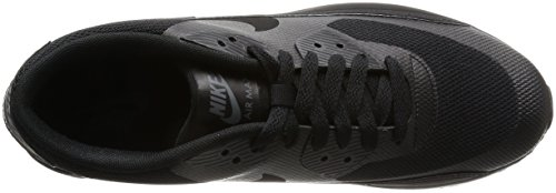 Nike Air Max 90 Ultra 2.0 Essential, Zapatillas para Hombre Negro (Black / Black / Black / Dark Grey)