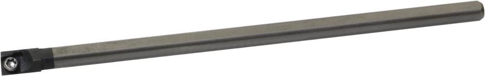 Kyocera C05K-SCLCR2 Carbide Boring Bar 0.394in Minimum Bore Diameter 5in OAL C...SCLP(C) Toolholder Style Right Hand Screw Holding 5 Degrees Lead Angle