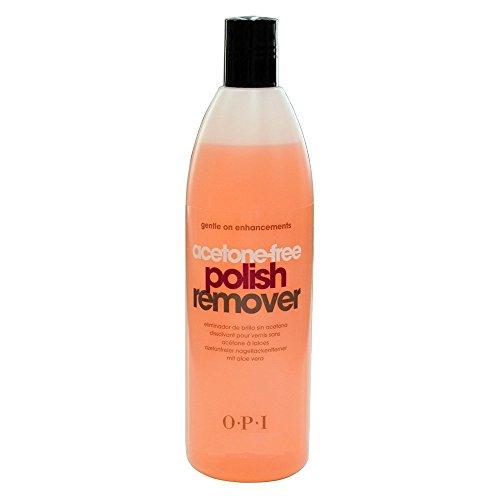 OPI Nail Polish Remover, Acetone-Free, 3.7 fl. oz.