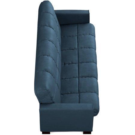 Amazon.com: Baja convert-a-couch sofá Sleeper cama oscuro ...