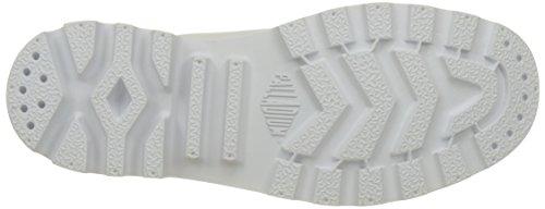 para Gauche Pampa Rive Palladium L09 Mujer Zapatillas Tape Altas French White Hi Blanco pYRR6xn