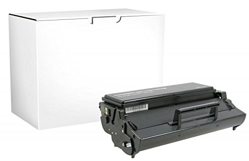 Inksters of America Remanufactured High Yield Toner Cartridge for Lexmark Compliant ()