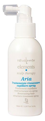 Naturalmente - Elements Aria Rinnovatore Capillare Spray - Linea Elements -  100ml  Amazon.it  Bellezza a88af80b8d89