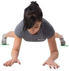 Synergee Core Sliders for Abdominal Exercise