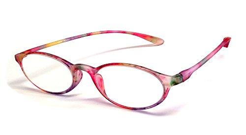 (Calabria Reading Glasses - 719 Flexie in Multi +1.50)
