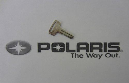 Polaris OEM ATV Blank Key - Oem Blanks Key
