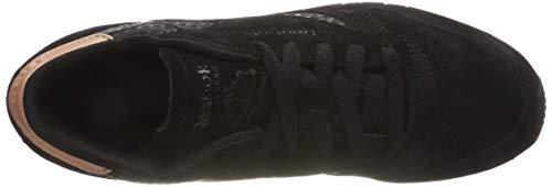 black Donna Cl Lthr emb Multicolore 0 Scarpe Gold rose Reebok Da Fitness wTAq878