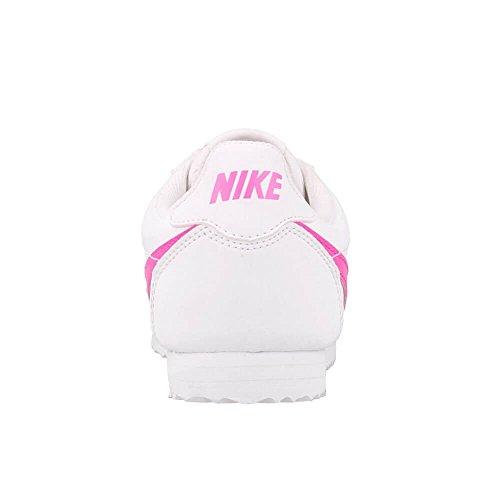 Blanc Cortez Zapatillas Deporte De Nike gs Niñas Para aqxPq0