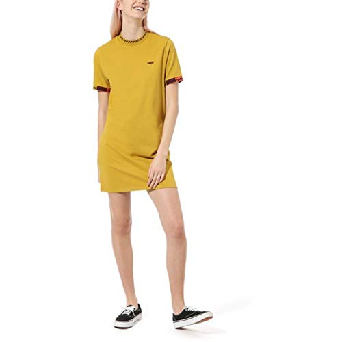 Vans Hi Roller Tri Check Dress Vestido Para Mujer