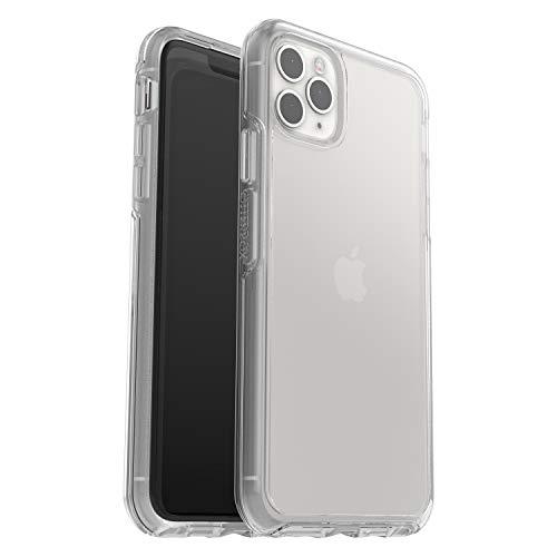 OtterBox Symmetry Clear - Funda Anti-Caídas Fina y Elegante para Apple iPhone 11 Pro, Transparente