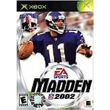 Madden NFL 2002- Xbox