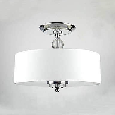 ZQ Creative personality Simple Cloth Home Furnishing Ceiling Lamps , 110-120V ()