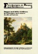 Forschungen zu Burgen und Schlössern, Bd.5, Burgen und frühe Schlösser in Thüringen und seinen Nachbarländern