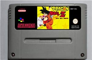 Value-Smart-Toys - Dragon Ball Z Super Saiya Densetsu - RPG Game Card EUR Version Battery Save