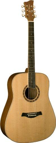 Jay Turser jta-550-n Acoustic Guitar, Natural