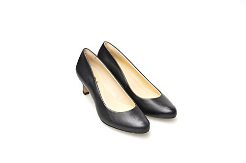 Van Dal Women's Linden Closed-Toe Heels Black (Black) sQL2ljSir