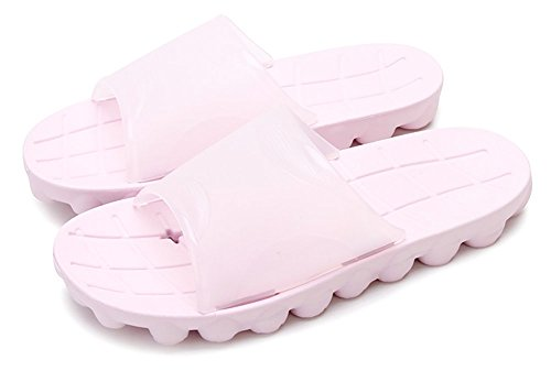 Pool Non Think for Slide slip Slip Unisex Resin Beach Sandals Shower Bathroom Slippers Shoes pink Foams Sole Adult Mule on FOtwz