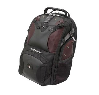 The Avenues Boulder Computer Backpack (Burgundy) AA-1373-09F00 Avenue Computer