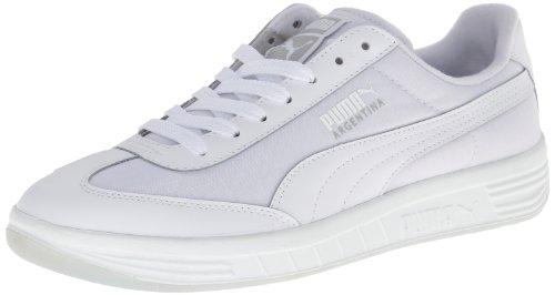 PUMA Men's Argentina Iced Sneaker,White/Gray Violet,7.5 M US