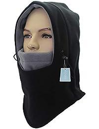 Winter Balaclava Face Mask For Men Women Child, Fleece Windproof Ski Face Mask, Balaclava Hood