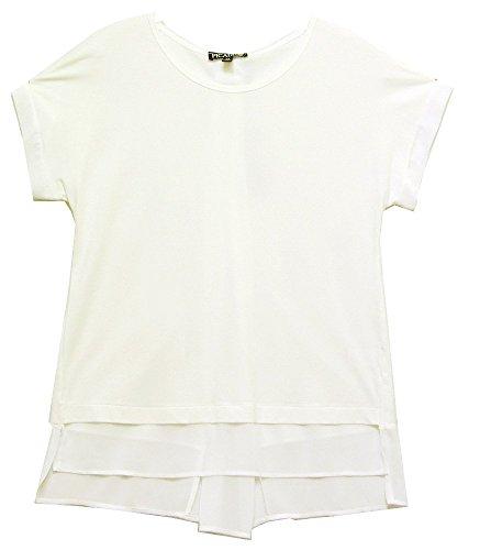 Picadilly - T-shirt - Femme blanc cassé ecru