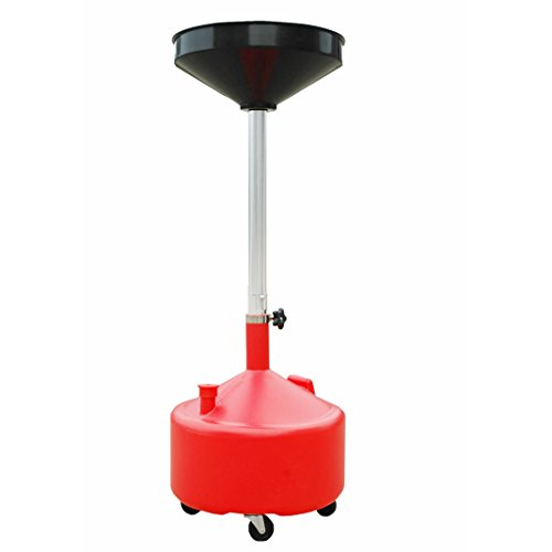 (OEMTOOLS 25896 Portable Upright Oil Drain (8 Gallon))