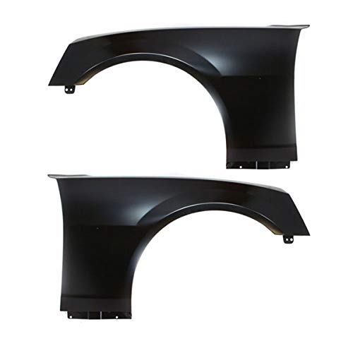 Partomotive For 10-15 Chevy Camaro Front Fender Quarter Panel Left Right Side SET PAIR