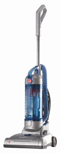 Hoover Sprint QuickVac Bagless Upright Vacuum Cleaner one size Blue