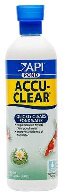 Pondcare 142B 16 Oz Accu-Clear Pond Clarifier