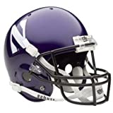 NCAA Northwestern Wildcats Replica Helmet