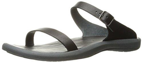 Columbia Women's Caprizee Leather Slide Athletic Sandal -...