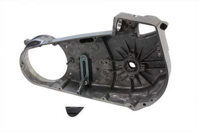 Inner Primary Housing - V-Twin 43-0352 - Polished Inner Primary Housing Assembly