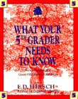 What Your 5th Grader Needs to Know: Fundamentals of a Good Fifth-Grade Education (Core Knowledge)