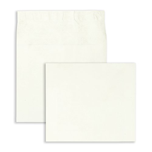 Survivor R4497 Tyvek Expansion Mailer, 12 x 16 x 4, White, 18lb (Case of 50) by Quality Park