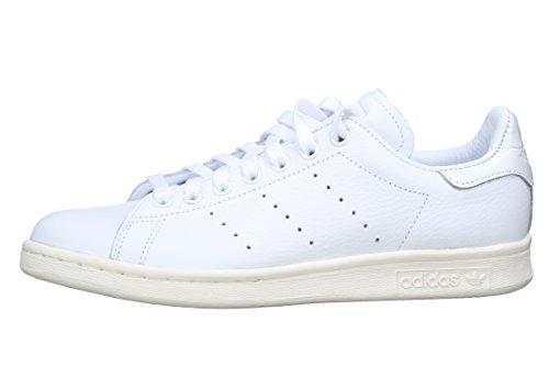 Scarpe Da Ginnastica Adidas Unisex Stan Smith Unisex, Nero Bianco (ftwbla / Ftwbla / Ftwbla)